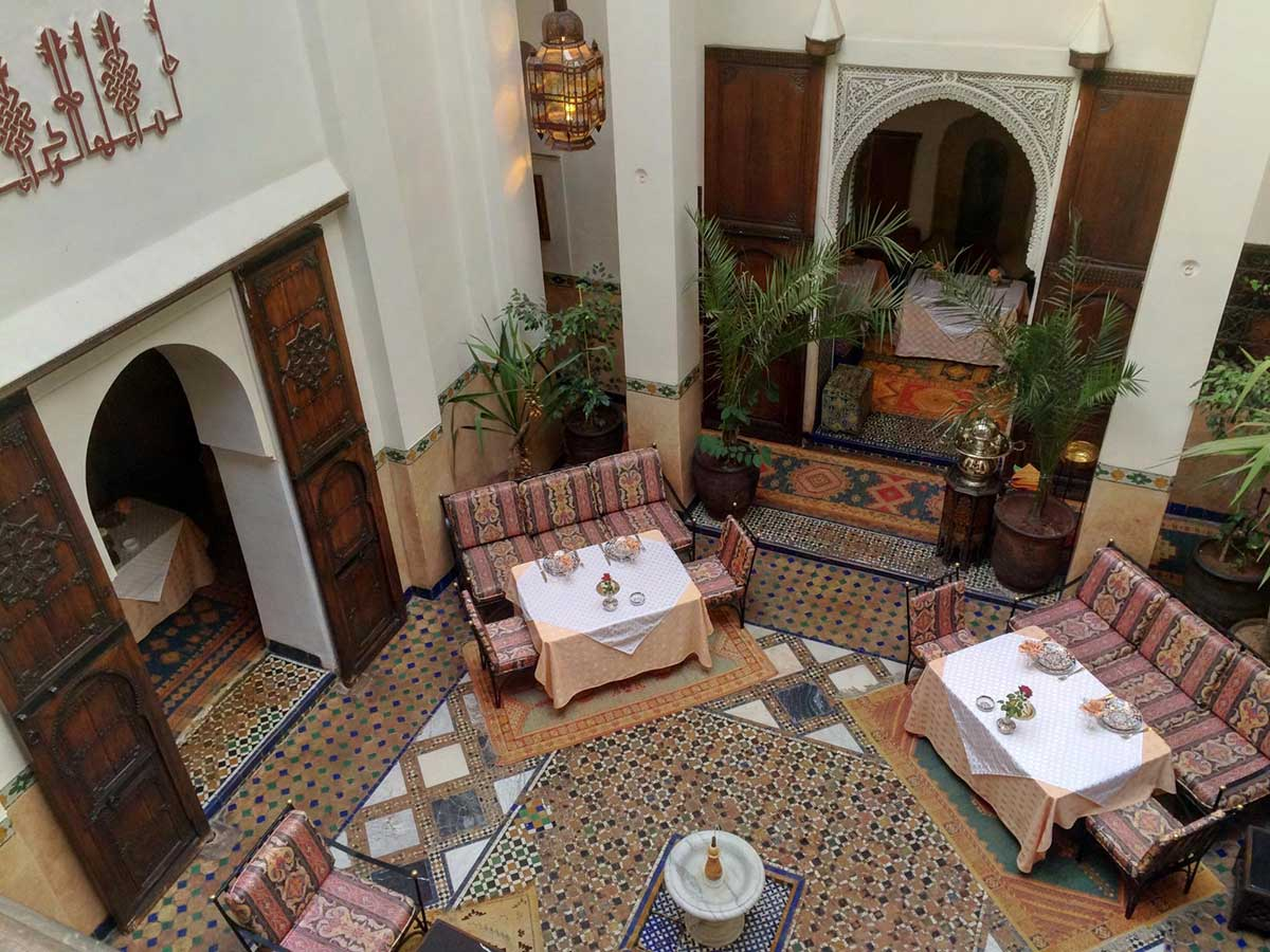 Ksar Essaoussan - Restaurants in Marrakech